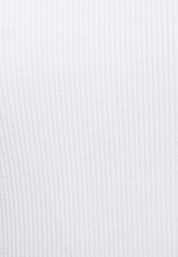 Monki - TRICIA SINGLET 3 PACK - Topper - white light solid/green/purple - 7