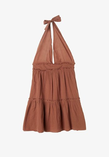 Beach accessory - indian brown