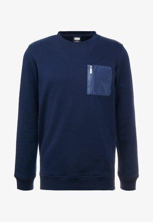 MILITARY CREW - Sweatshirt - midnightnavy
