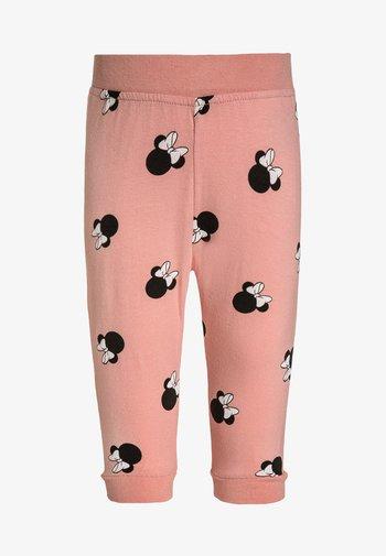 NITMINNIE - Trousers - rose tan