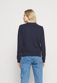 GANT - ARCHIVE SHIELD  - Sweatshirt - blue - 2