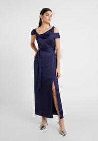 Three Floor - PATTI DRESS - Occasion wear - azure blue - 0
