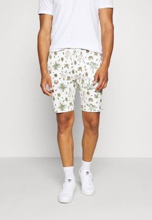 XX CHINO TAPER SHORT - Shorts - nephrite olive night
