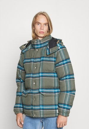 Down jacket - thyme