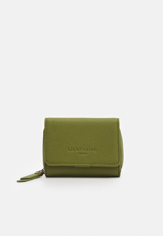 SEASONAL HARRIS PABLITA WALLET MEDIUM - Portfel - moss