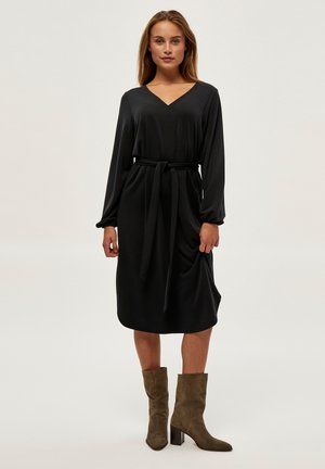 LANA - Day dress - black