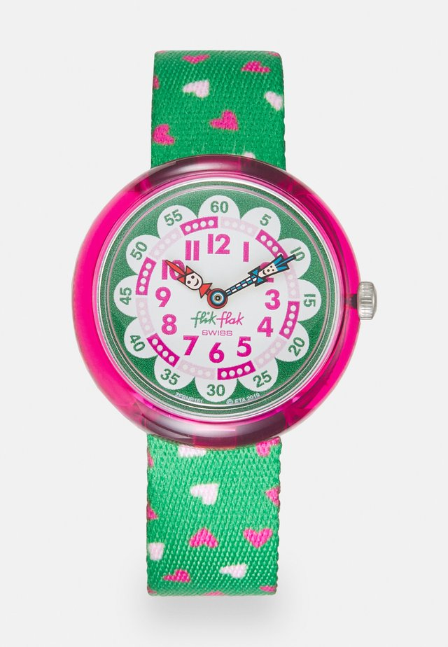 HEARTISTIC UNISEX - Watch - green