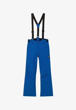 FOOTSTRAP BOYS - Snow pants - bright blue