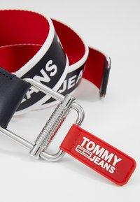 Tommy Jeans - LOGO TAPE BELT - Belt - blue - 2