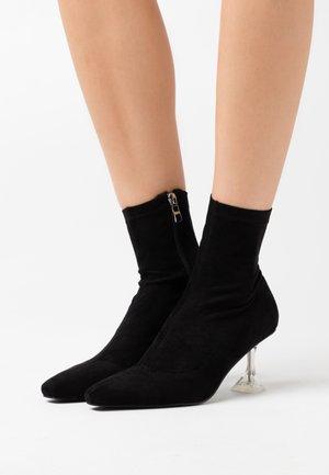 SAVAGE - Støvletter - black