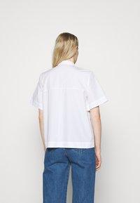edc by Esprit - CORE BEST - Blouse - white - 2