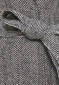 NAF NAF - Classic coat - ahello noir/black - 2