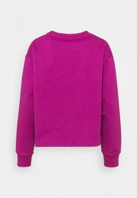 Pinko - BUFFY FELPA - Sweatshirt - ciclamino - 1
