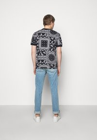 DRYKORN - ANTON - Basic T-shirt - dark blue - 2