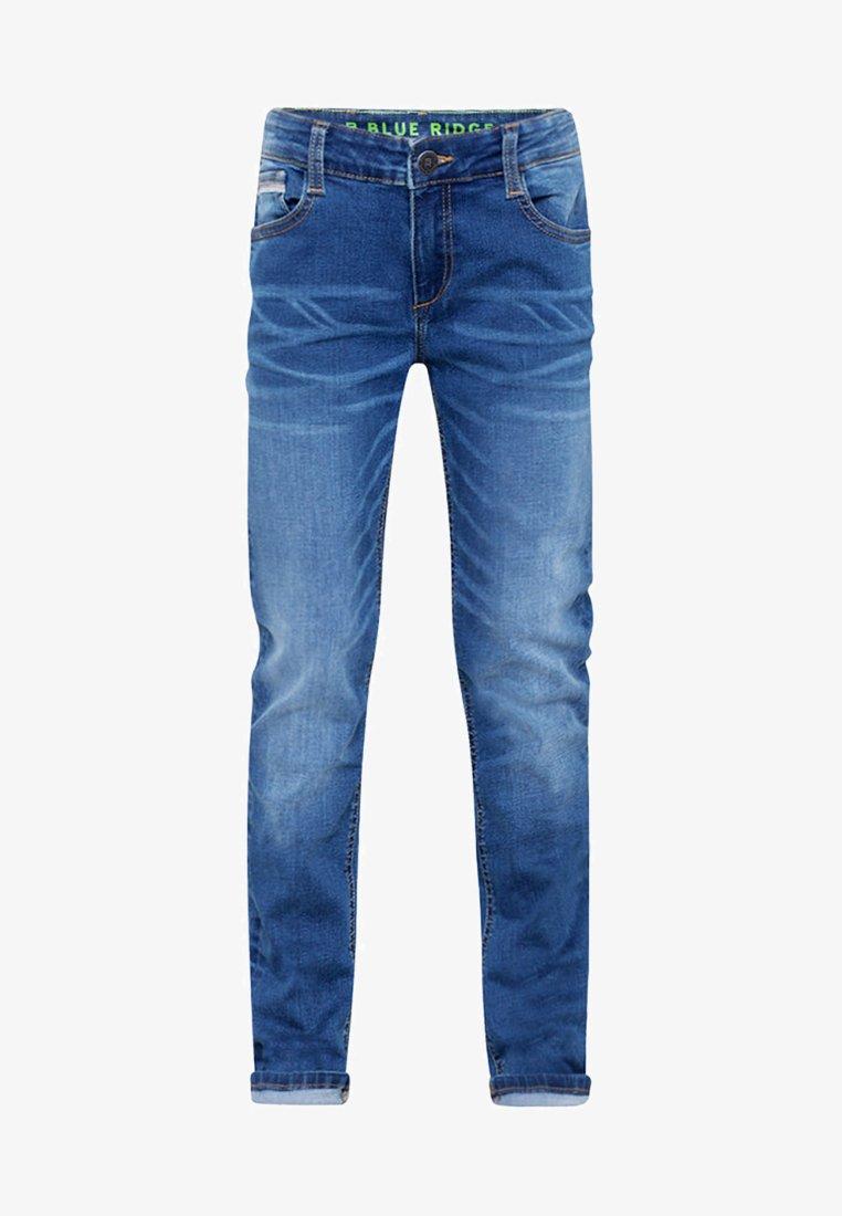 WE Fashion - Jeans Skinny Fit - dark blue