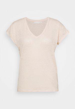 FAYLINN  - Basic T-shirt - cream tan