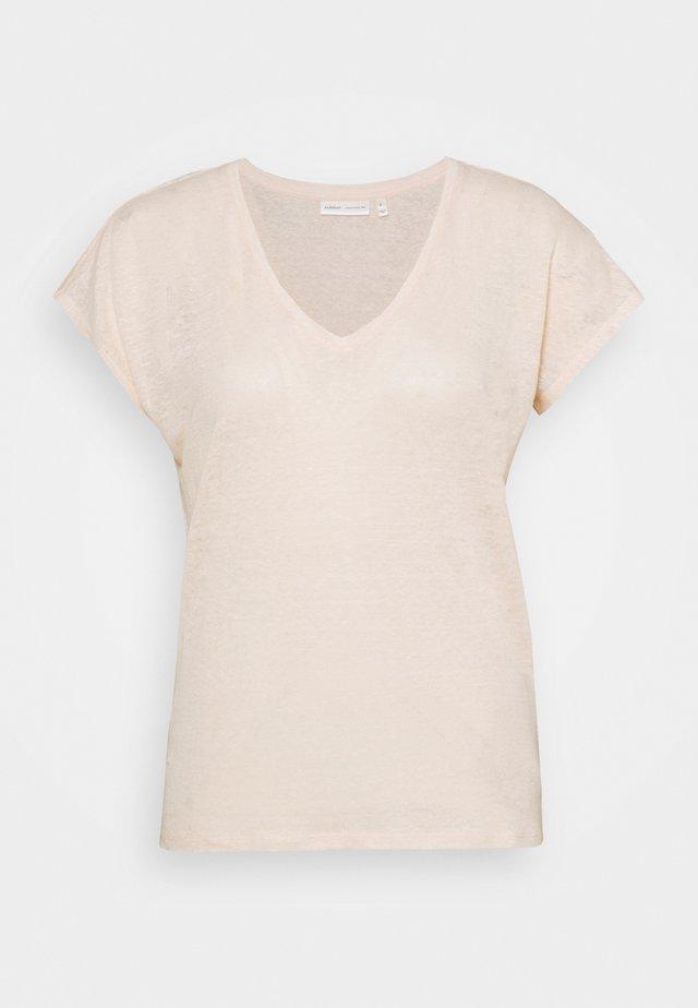 FAYLINN  - T-shirt basique - cream tan