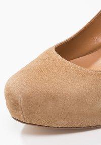 Pura Lopez - High heels - beige - 2