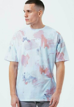 T-shirt print - multi