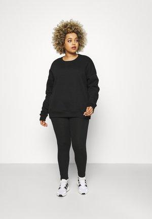 SET - Sweater - black
