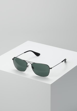 Sonnenbrille - matte black antique