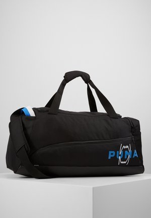 HOOPS BASKETBALL DUFFLE BAG - Sporttasche - black