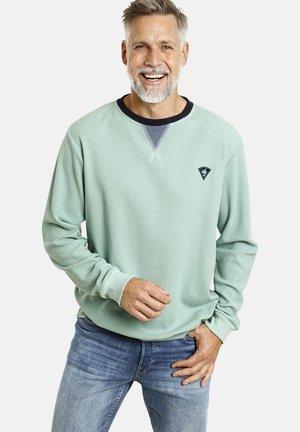 AHTI - Sweatshirt - hellgrün