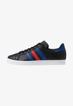 COAST STAR - Sneaker low - core black/collegiate royal/scarlet