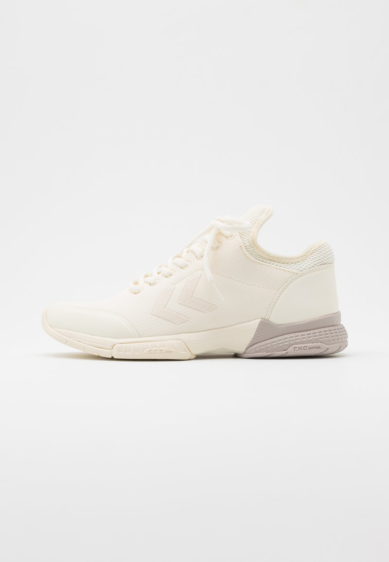 Hummel - AEROCHARGE SUPREMEKNIT - Handball shoes - beige