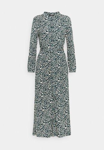 AMPEZZO - Jersey dress - dunkelgruen