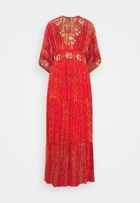 Desigual - PORTLAND - Długa sukienka - red - 5
