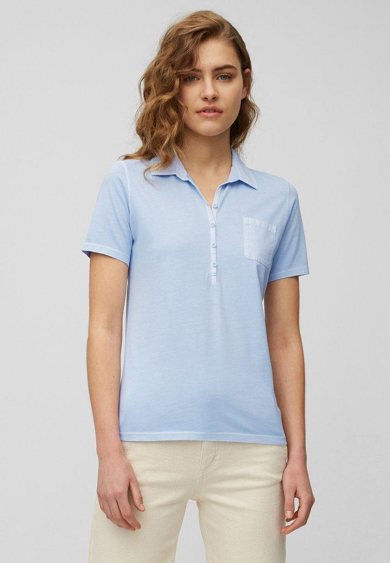 Marc O'Polo - Polo shirt - light blue