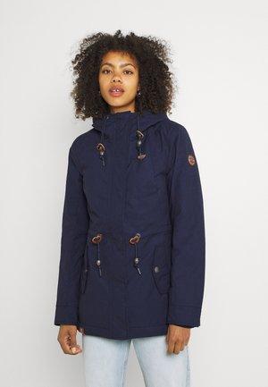 MONADIS - Winter coat - navy