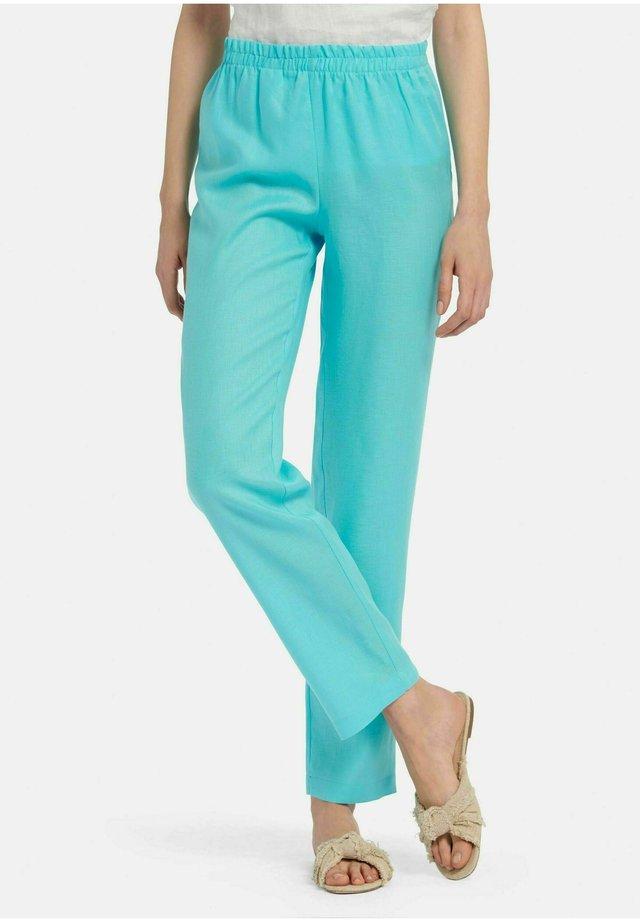 Pantalon classique - azur