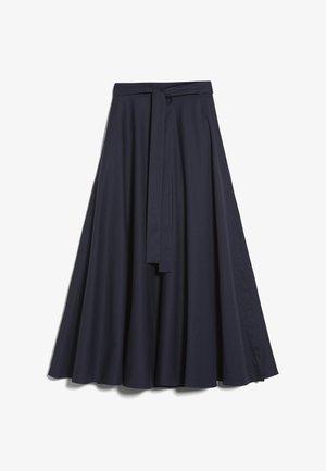 M-ROYA - A-line skirt - navy