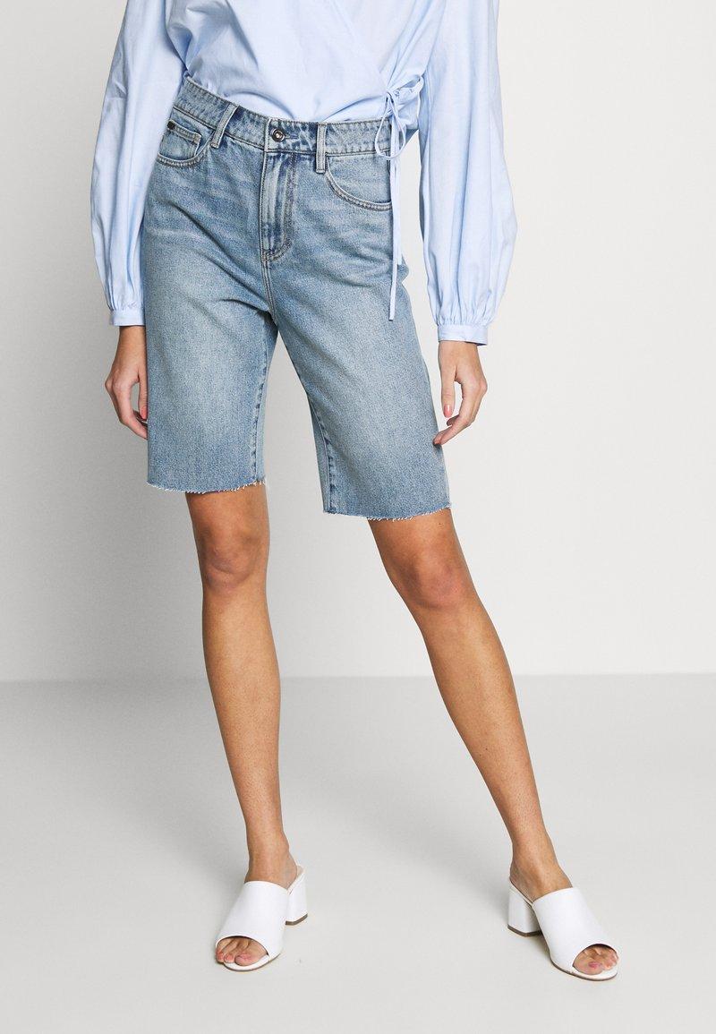 Miss Sixty - Denim shorts - light blue