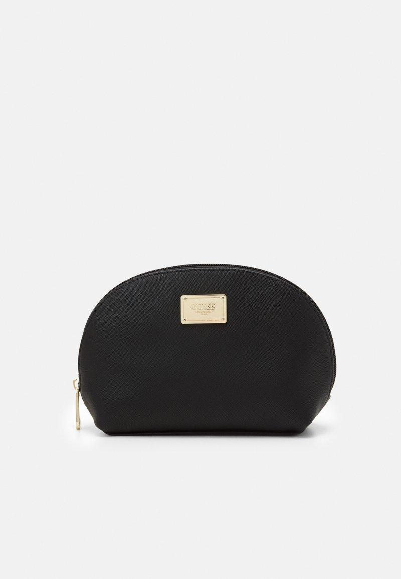 Guess - COREEN BEAUTY COREEN DOME - Kosmetická taška - black