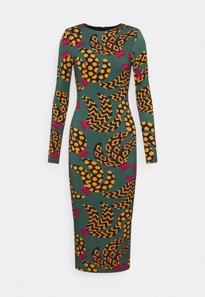 ETHNIC BANANA DRESS - Shift dress - multi
