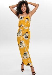 ONLY - ONLWINNER - Maxi dress - vibrant yellow - 1