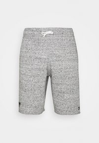 Under Armour - PROJECT ROCK SHORTS - Sports shorts - grey - 4