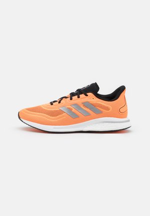 SUPERNOVA - Neutral running shoes - screaming orange/core black/footwear white