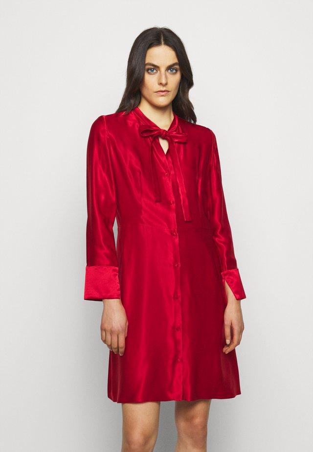 KEMERA - Cocktail dress / Party dress - medium red