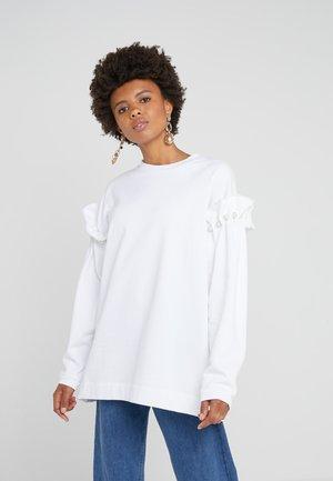 DARBY - Sweatshirt - white
