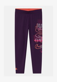 Nike Sportswear - PRINTED - Legíny - grand purple - 0
