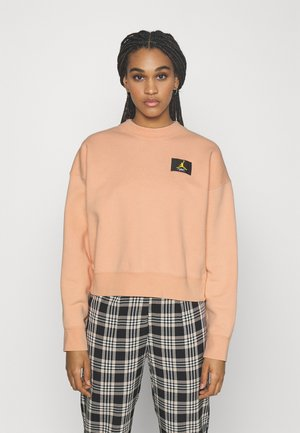 FLIGHT CREW - Sweatshirt - apricot agate