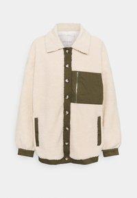 Freequent - FQVIVI - Light jacket - birch/olive - 3