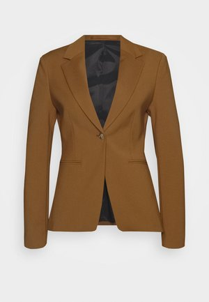 MIRJA - Blazer - dark honey