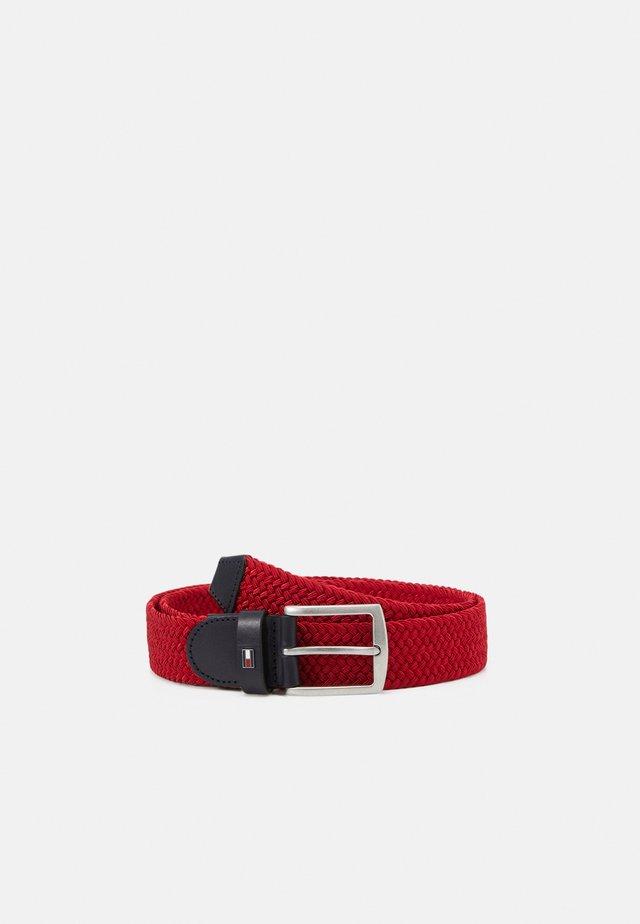 DENTON  - Pásek - red