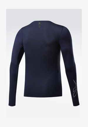 UNITED BY FITNESS COMPRESSION TEE - Funktionströja - blue