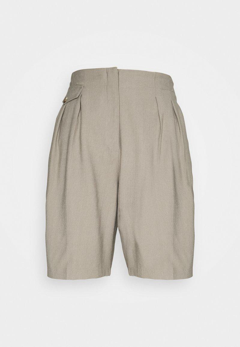 Topshop Petite - BERMUDA - Short - grey